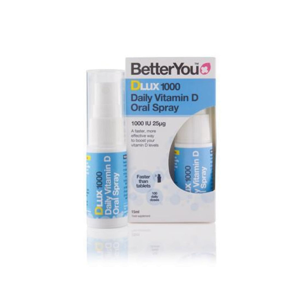 BetterYou™ DLux1000 15ml - Vitamin Oral Sprays