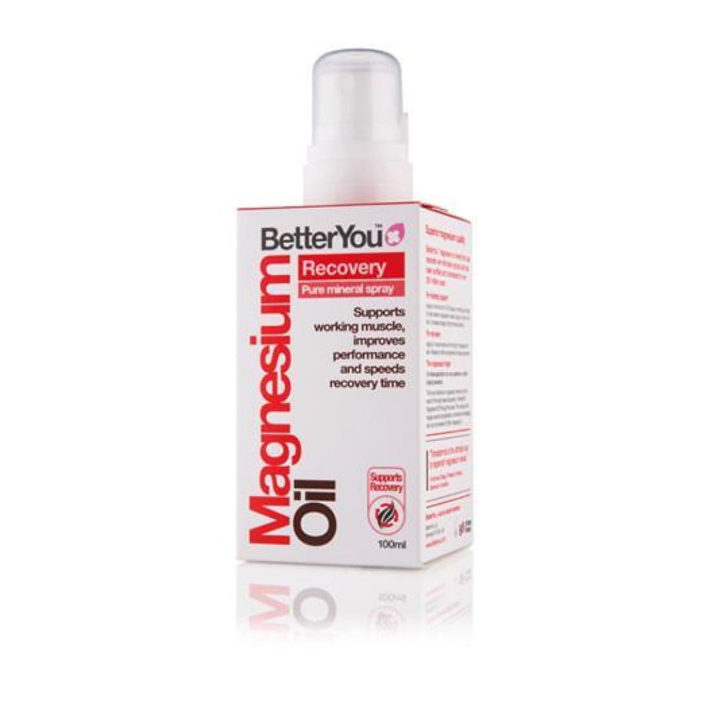 BetterYou™ Magnesium Oil Recovery Spray 100ml