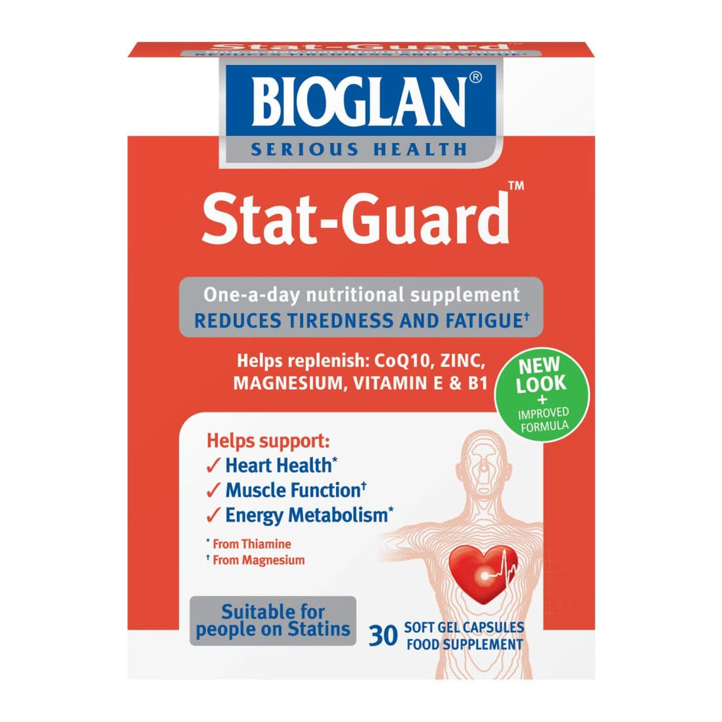 Bioglan Stat-Guard Caps 30's