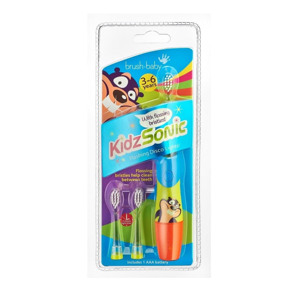 Brush-Baby Kidzsonic Toothbrush 3-6 years