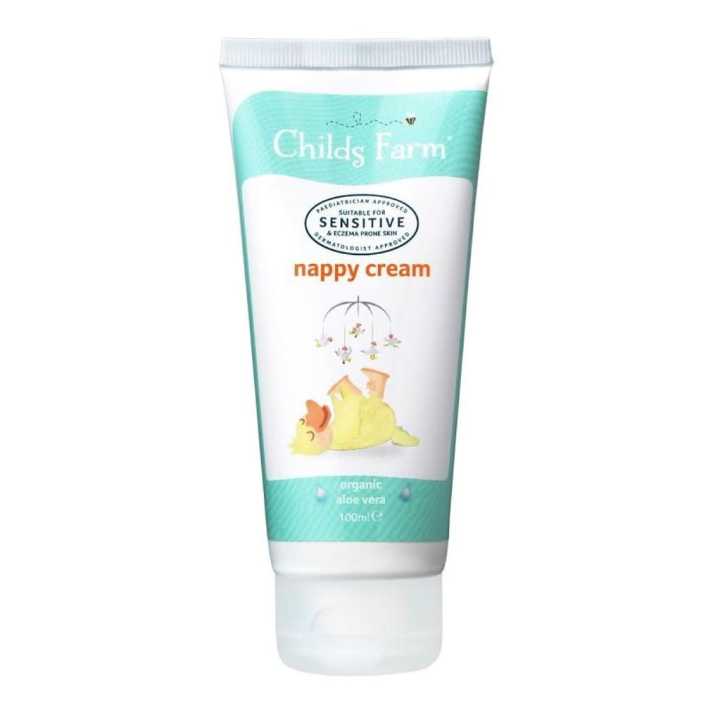 Childs Farm Nappy Cream For Happy Bottoms 100ml