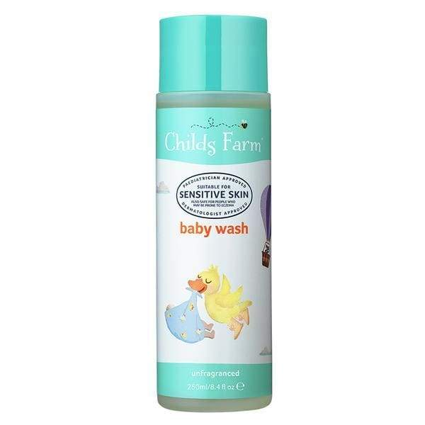 Childs Farm Unfragranced Baby Wash 250ml