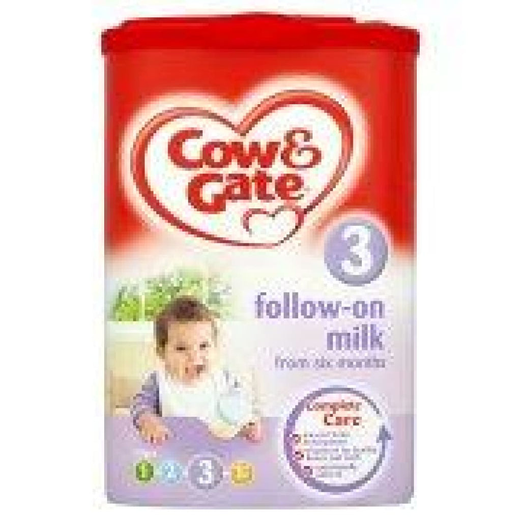 Cow & Gate Follow-On Milk from Six Months Stage 3 900g