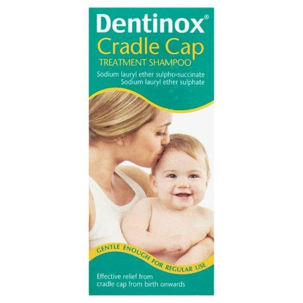 Dentinox Cradle Cap Treatment Shampoo 125ml