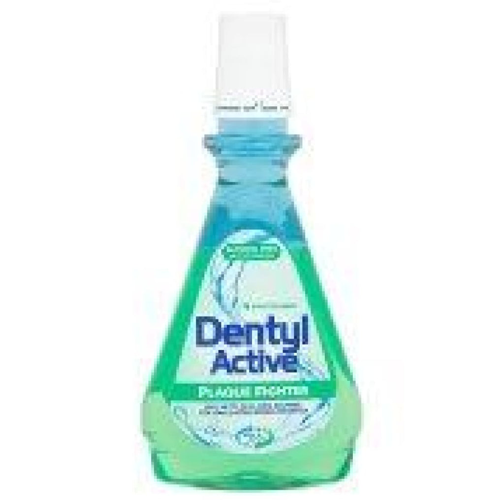 Dentyl Active Smooth Mint Mouthwash 500ml