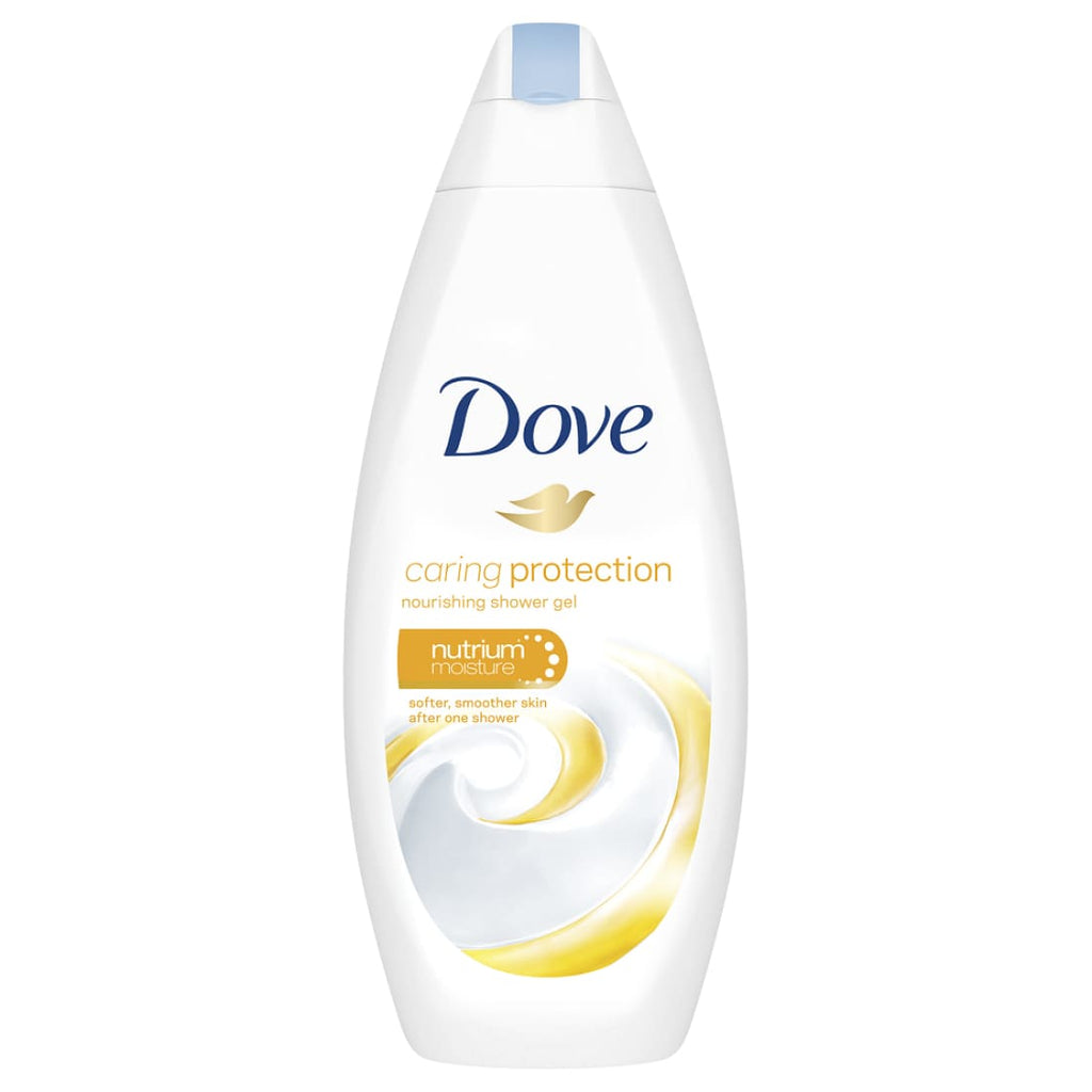 Dove Caring Protection Body Wash 500ml