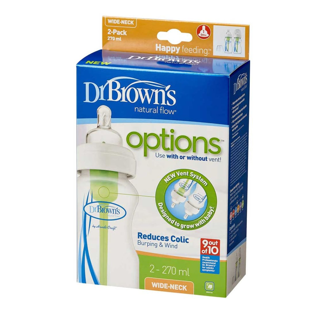 Dr Brown's Options Bottle 270ml x2