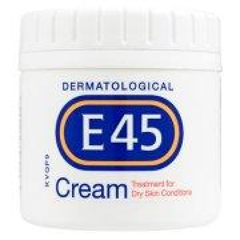 E45 Dermatological Cream 125g