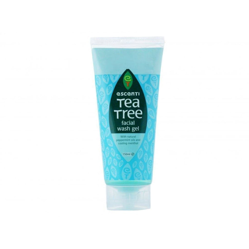 Escenti Tea Tree Facial Wash Gel 150ml