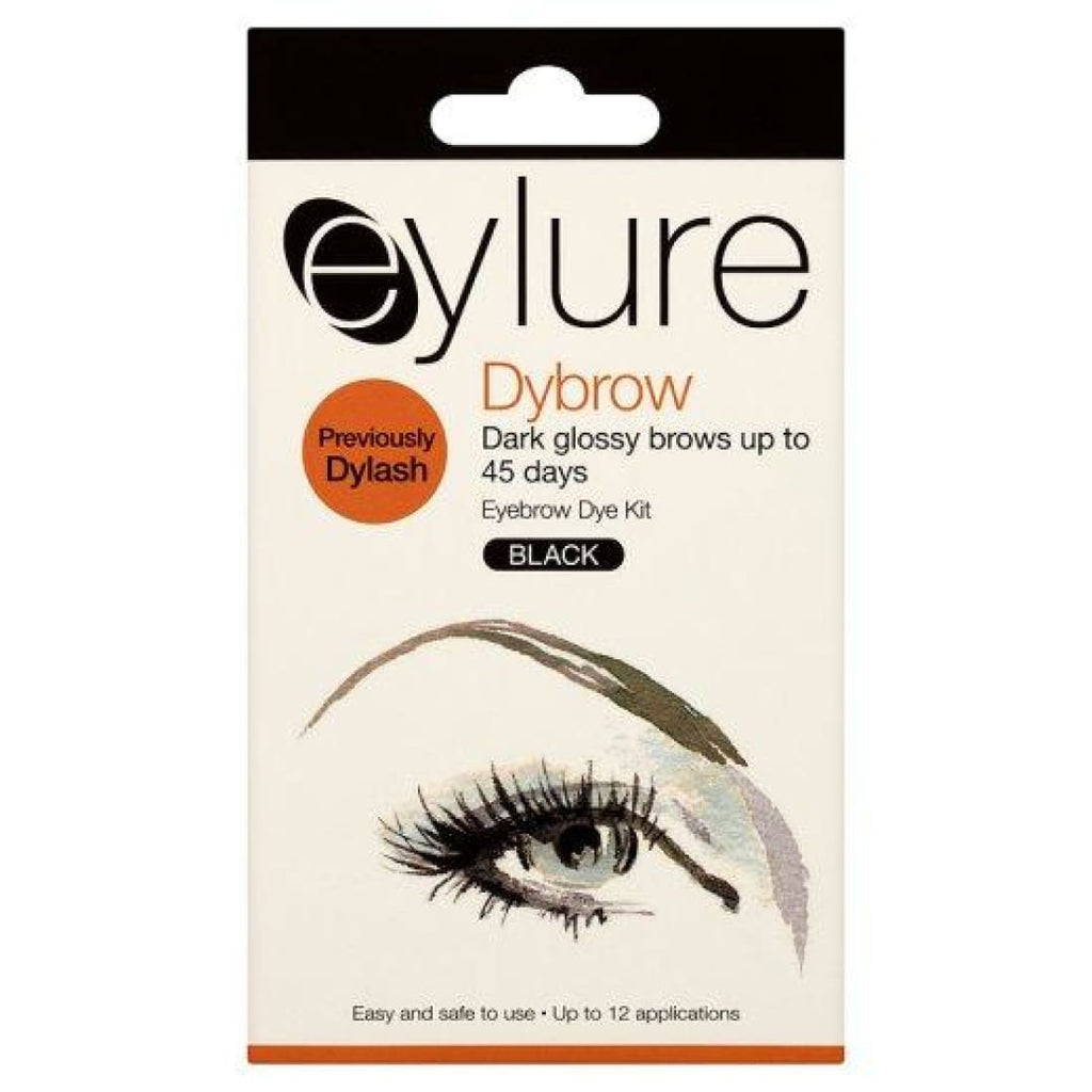 Eylure Dybrow Eyebrow Dye Kit Black
