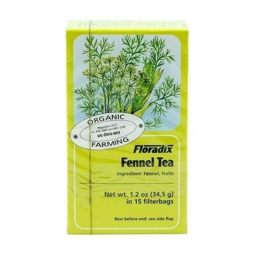 Floradix Fennel Herb Tea 15's