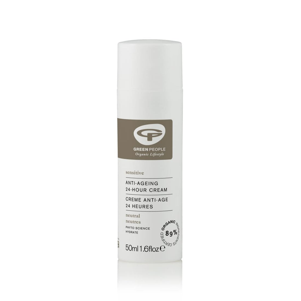 Green People Neutral-Scent Free 24 Hour Cream 50ml