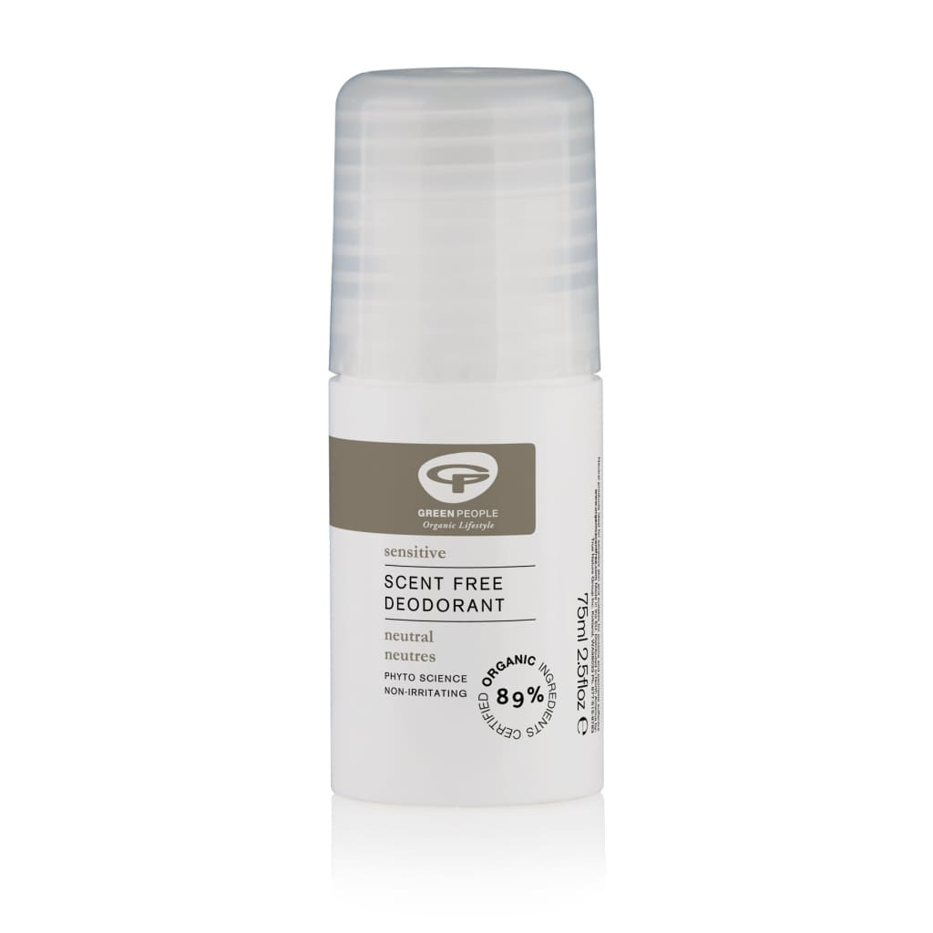 Green People Neutral-Scent Free Deodorant 75ml