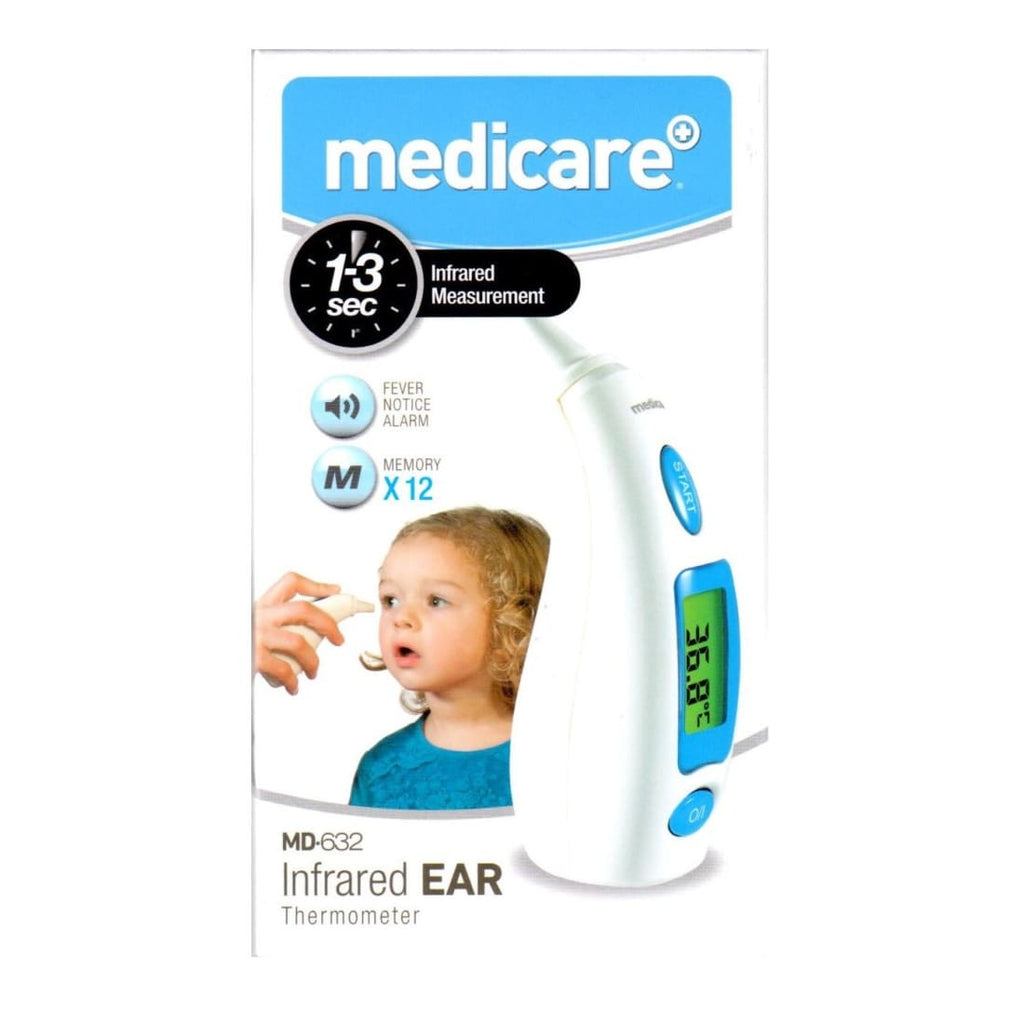 Medicare MD-632 Ear Thermometer
