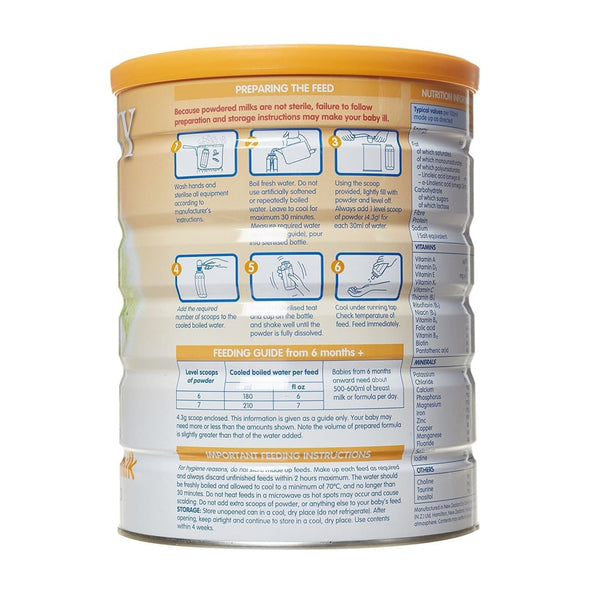 Nanny Care Follow On Goat Milk 900g (Stage 2)