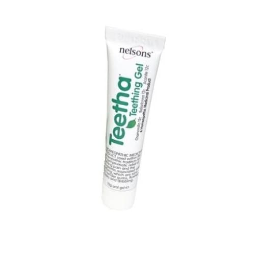 Nelsons Teetha Gel 15g