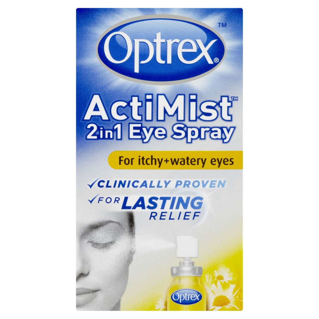 OPTREX ACTIMIST 2 IN 1 ITCHY-WATERY EYES 10ML