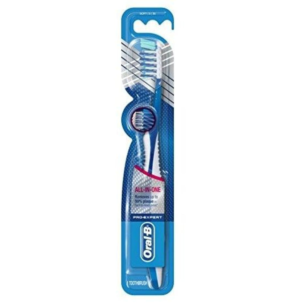 Oral-B Pro-Expert CrossAction Professional Toothbrush Soft