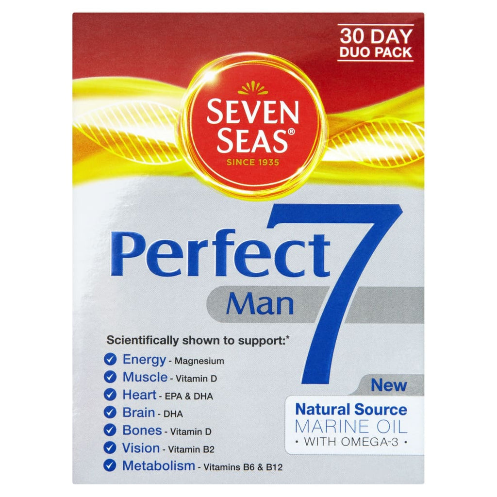 S-SEAS PERFECT 7 MAN 30 DAY DUO PACK
