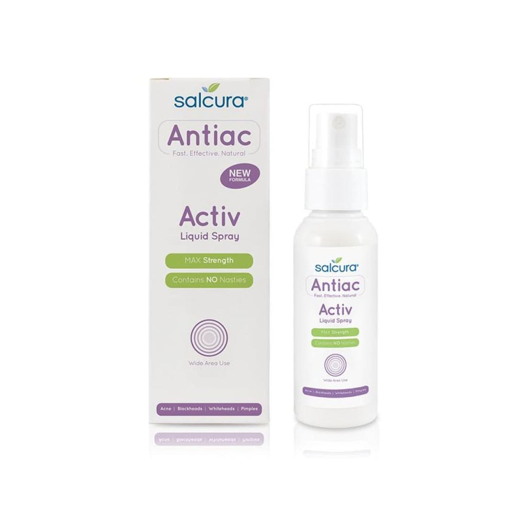 SALCURA ANTIAC ACNE SPRAY 50ML
