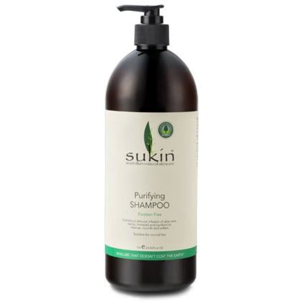 Sukin Purifying Shampoo 1000ml