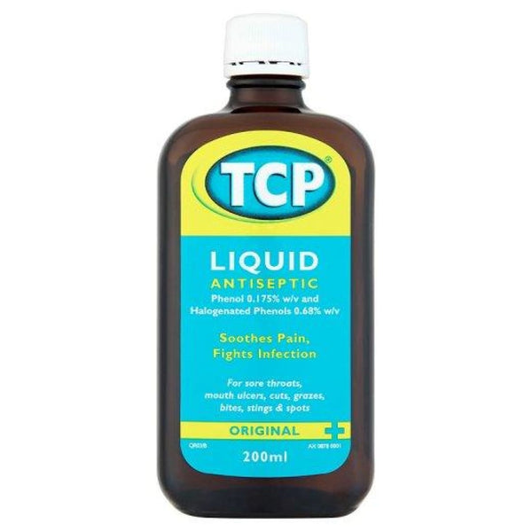 TCP Liquid Antiseptic Original 200ml