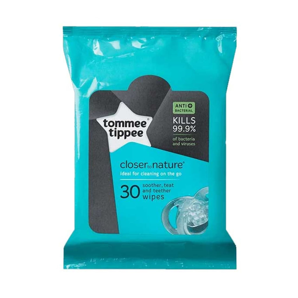 Tommee Tippee Closer to Nature 30 Soother Teat & Teether