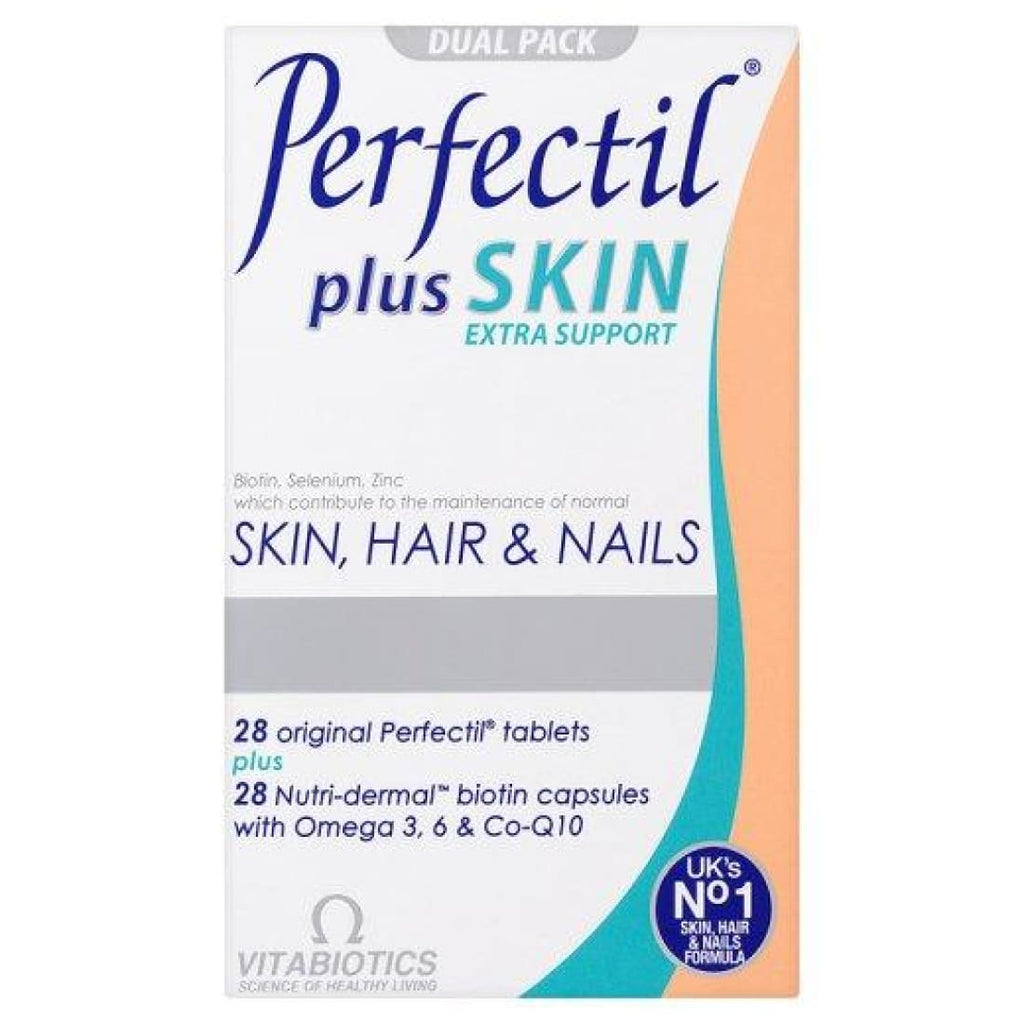 Vitabiotics Perfectil Plus Skin Extra Support Dual Pack 56
