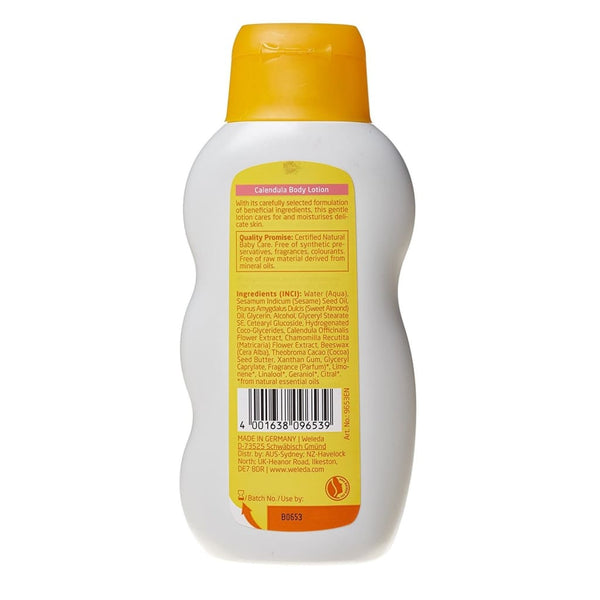 Weleda Baby & Children Calendula Body Lotion 200ml