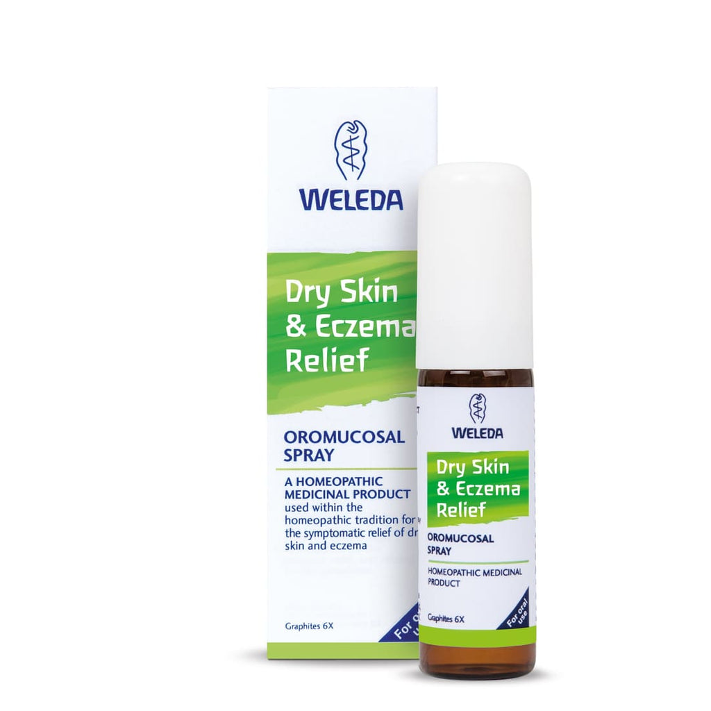 Weleda Dry Skin & Eczema Relief Oromucosal Spray 20ml