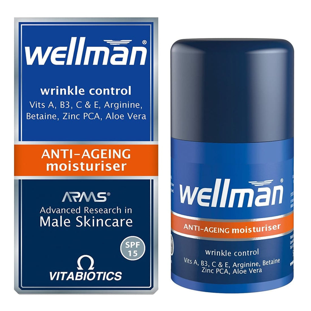 Wellman Anti-Ageing Moisturiser 50ml