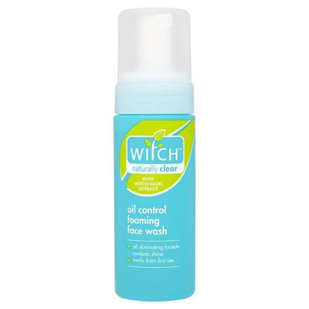 Witch Naturally Clear Oil Control Foaming Face Wash 150ml