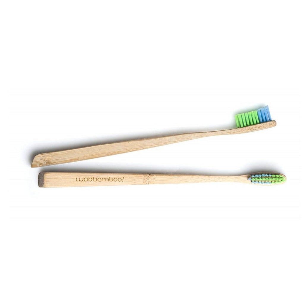 Woobamboo Eco-friendly Adult Biodegradable Toothbrush (soft)