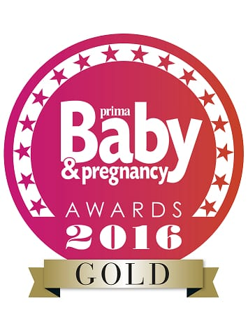 Prima Baby & Pregnancy Awards 2016 - Gold