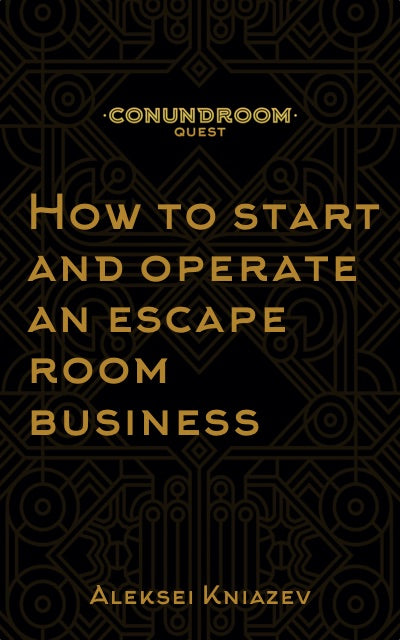 eBook: How to start and operate an escape room business