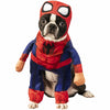 Spider Man Walking Dog Costume