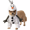 Olaf Frozen Dog Costume