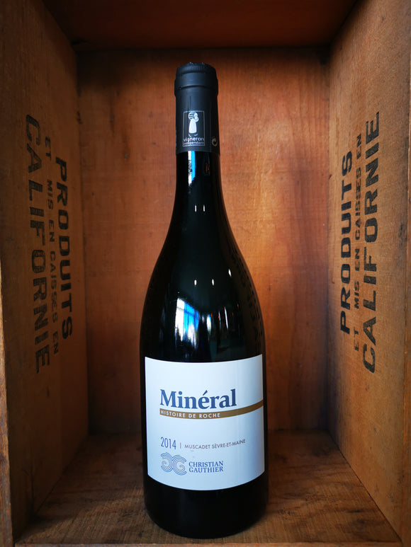 Mineral - Muscadet 2014