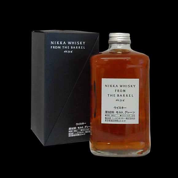 NIKKA From the Barrel - 51,4%