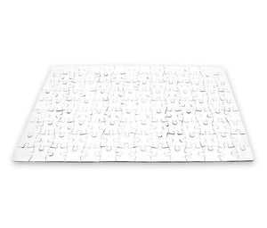 "10.5"" x 7.5"" Sublimation Puzzle (126 pcs)"