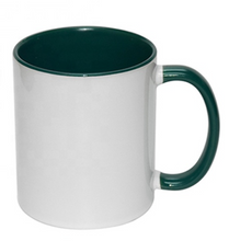 Load image into Gallery viewer, 11oz Coloured Coffee Mug