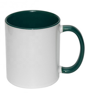 11oz Coloured Coffee Mug