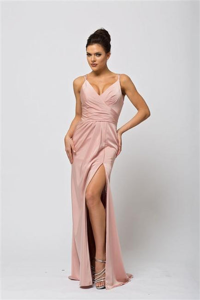 La Maison Prom & Evening 12 / Dusty Rose Amelia Couture - 366
