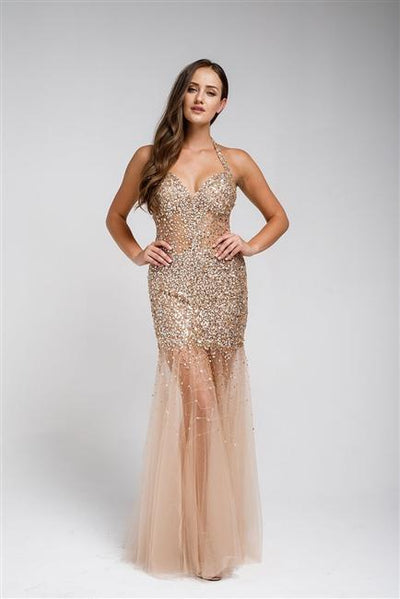 La Maison Prom & Evening Amelia Couture - AC259 |Prom Dress| Evening Dresses| Ottawa, ON  Amelia Couture - AC259