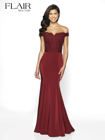 La Maison Prom & Evening 16 / Burgundy Flair - 19004