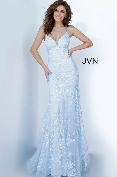 La Maison Prom & Evening 4 / Light Blue Jovani - JVN02258