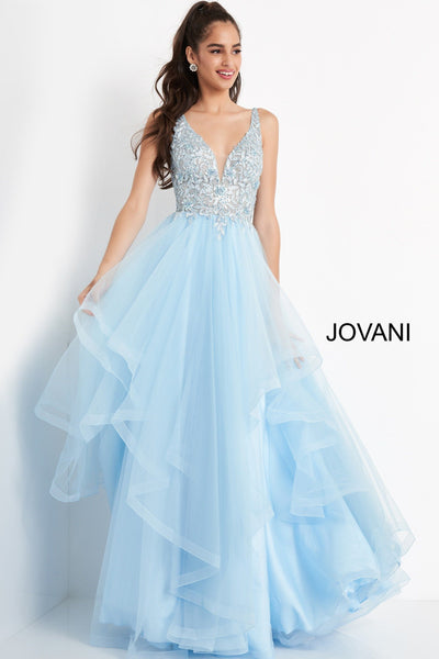La Maison Prom & Evening 4 / Lightblue Jovani - JVN06743