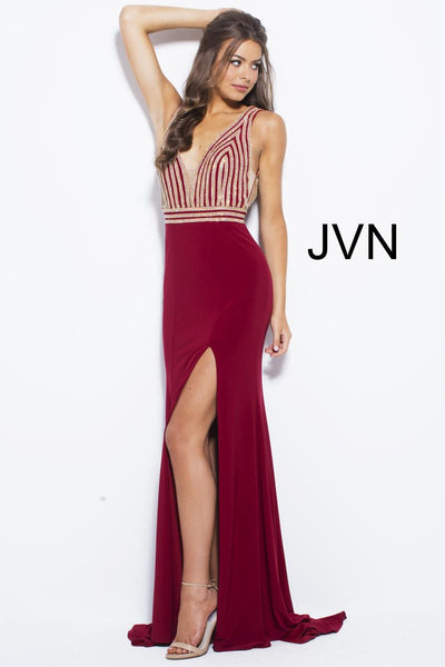 La Maison Prom & Evening 4 / Burgundy JVN - 51867