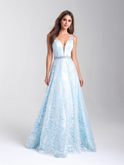 La Maison Prom & Evening 14 / Light Blue Madison James -20-330