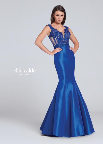 La Maison Prom & Evening Prom 6 / Royal Blue Ellie Wilde - EW117047